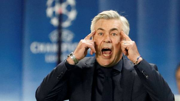 Bayern sack coach Ancelotti after PSG loss-reports