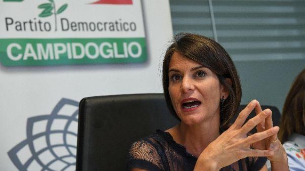 Roma:Pd,rischio tenuta, Raggi si dimetta