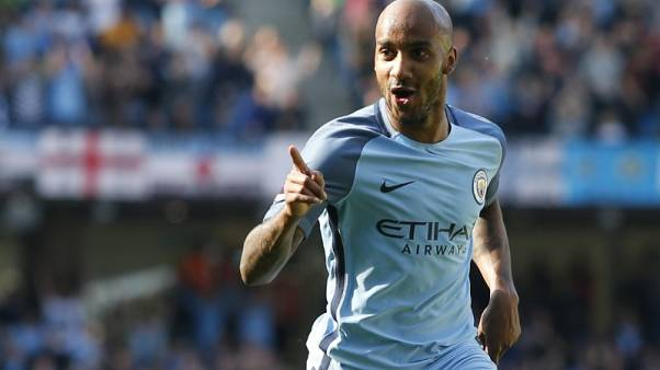 SHOWCASE- Man City's Delph back in the England squad