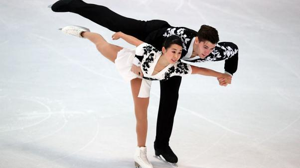 Figureskating- North Korean pair in battle for Pyeongchang 2018 spot
