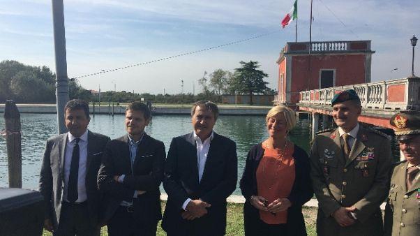 Venezia, bando valorizzazione caserma