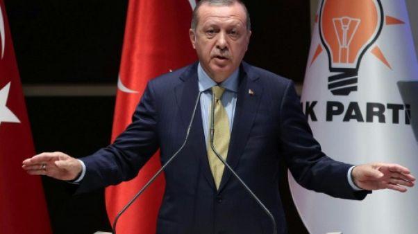 Syrie : Poutine et Erdogan veulent renforcer leur coopération
