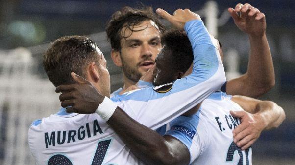 Europa League: Lazio-Zulte Waregem 2-0