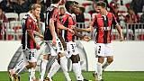 Europa League: Nice convaincant, pas Lyon ni Marseille
