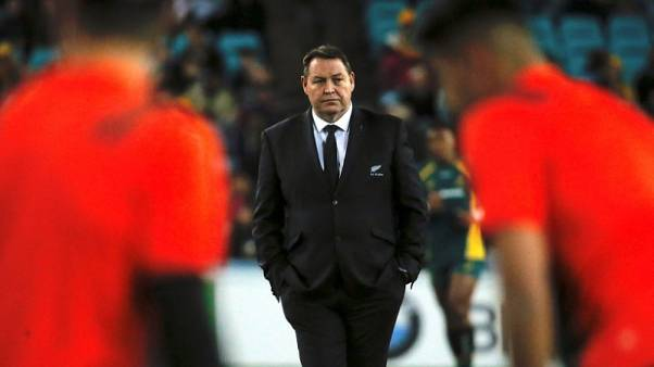 All Blacks cope with rival crowds by being best - Hansen