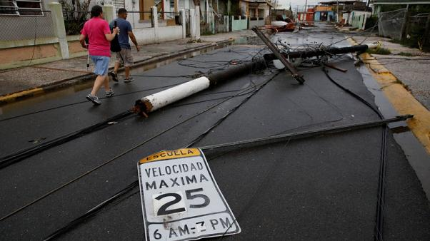 Puerto Ricans say Trump's disaster response was too slow, too clumsy