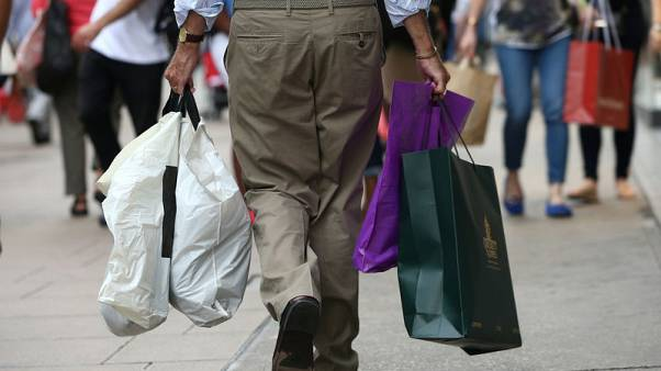 UK consumer confidence inches up to four-month high in September - GfK