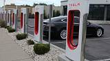 Tesla's big battery races to keep South Australia's lights on
