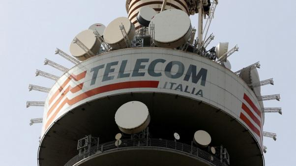 Telecom Italia is target of any possible fine by Italy over Vivendi control - sources
