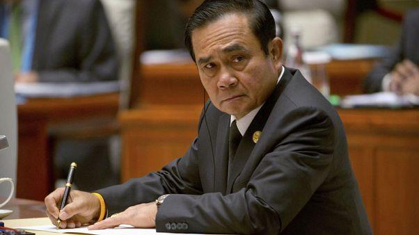 Trump-Prayuth meet to seal normalisation of Thai-U.S. relations
