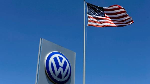VW takes new 2.5 billion euro hit for modifying diesel vehicles in U.S.