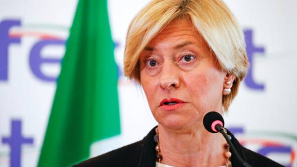 Franco-Italian naval alliance could be extended to Germany - minister to paper