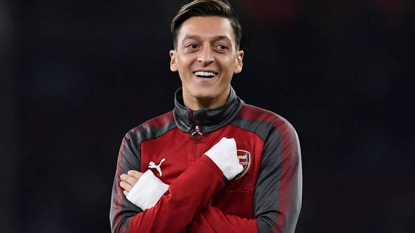 Ozil, Khedira to miss Germany's last World Cup qualifiers
