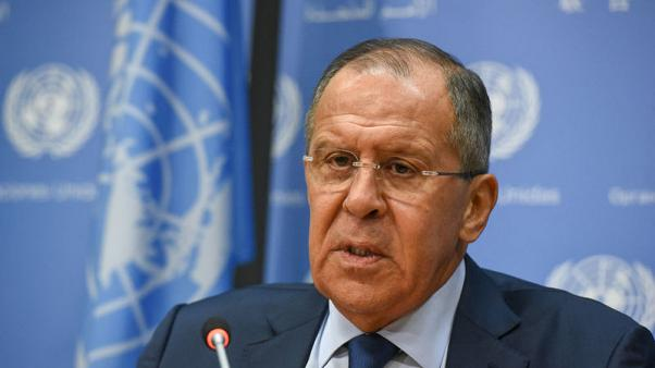 Lavrov - Russia-U.S. cooperation on Syria 'not without problems'