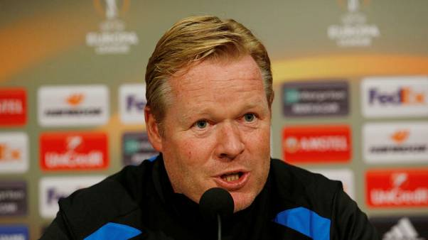 Koeman dismisses Everton crisis talk ahead of Burnley visit