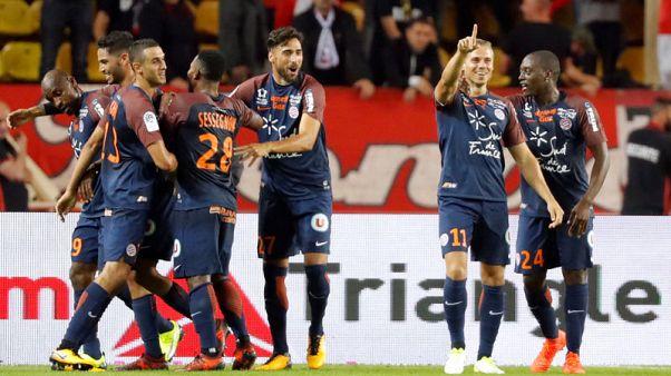 Camara strikes late as Montpellier hold Monaco