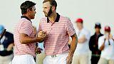 Golf: les Etats-Unis mènent 8 à 2 en Presidents Cup