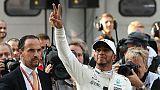 GP de Malaisie: Hamilton qui rit, Vettel qui pleure