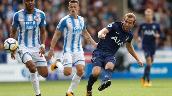 Two more for Kane as Spurs hit four at Huddersfield