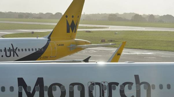 Monarch Airlines' package holiday arm could face administration - Sky News report