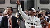 Hamilton can sleep easy after taking Malaysia pole