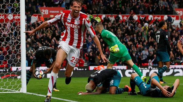 Late Crouch winner earns Stoke first victory since August