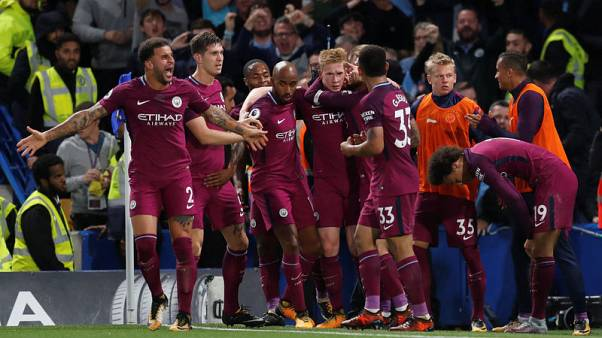De Bruyne gives Manchester City victory over Chelsea