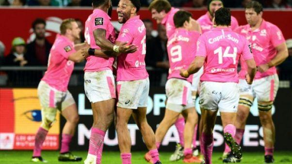 Top 14: le réveil du Stade Français à Pau