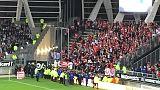 Calcio: crolla balaustra stadio Amiens