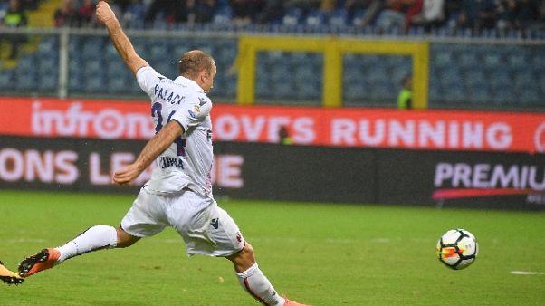 Serie A: Genoa-Bologna 0-1