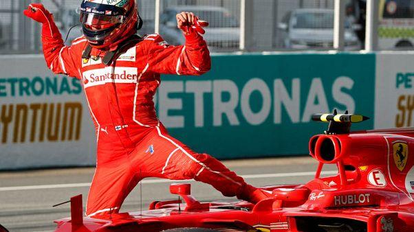 Raikkonen fails to start in Malaysia
