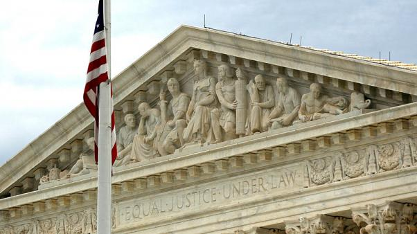 U.S. Supreme Court back to work with major employment dispute
