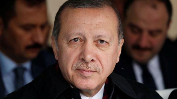 Turkey no longer needs EU membership but won't quit talks - Erdogan