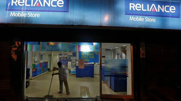India's RCom calls off merger of wireless unit with Aircel