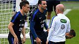 Equipe de France: Koscielny forfait, Griezmann à la peine, que de soucis...