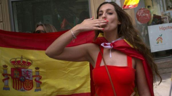 """""""Catalogne espagnole"""" ou """"no pasaran"""": le référendum divise aussi Madrid"""