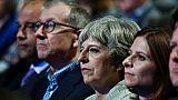 Grande-Bretagne: May tente de reprendre la main au congrès des conservateurs