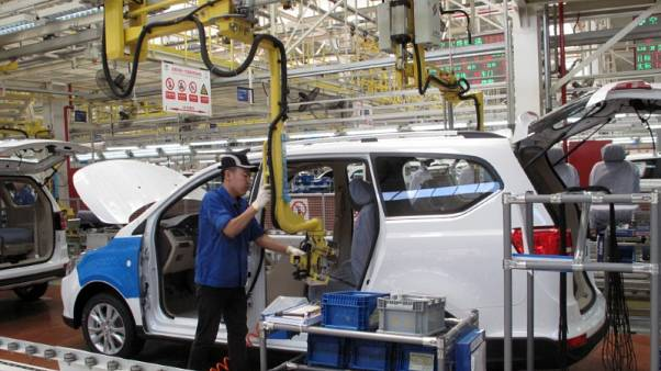 Asian factories rev up in September ahead of year-end spending spree