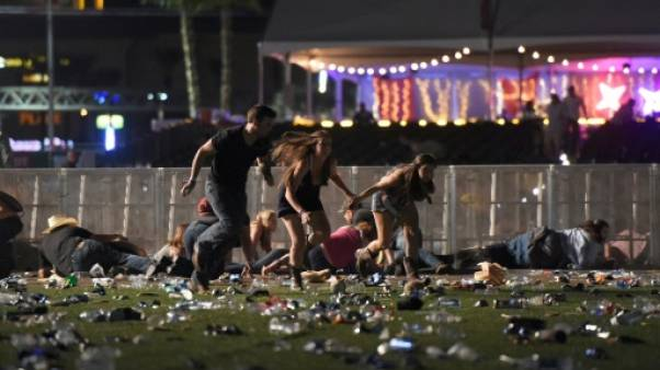 Etats-Unis: la police intervient contre un tireur à Las Vegas