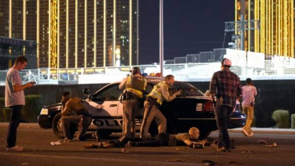 Des morts et des blessés lors d'une fusillade à Las Vegas