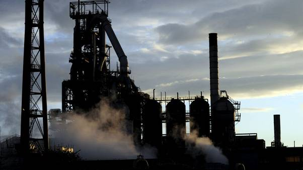 Thyssen-Tata merger puts fate of UK's top steel plant at risk amid dismal earnings