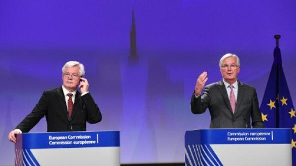 Négociations du Brexit: le Parlement européen va exprimer sa frustration