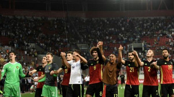"""Mondial-2018: zone Europe, qui est """"in"""", qui est """"out"""""""
