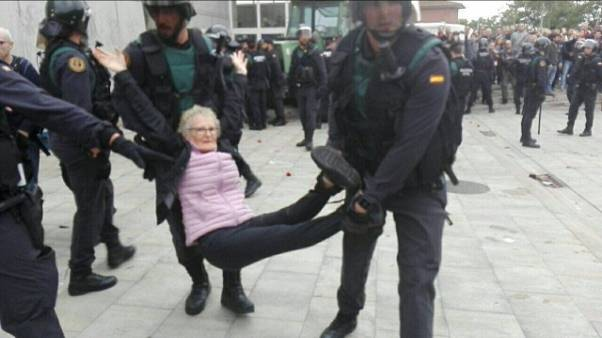 Catalogna: SI, vergognosa repressione
