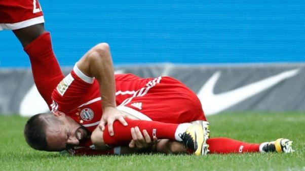 Bayern Munich: l'avenir s'assombrit pour Ribéry