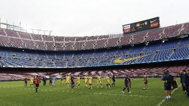 Catalogna: Barça annuncia altre azioni