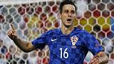 Croatia's Kalinic out of World Cup qualifiers with thigh injury