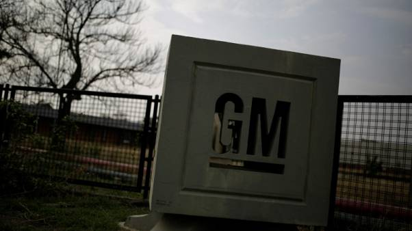 GM promises more electric vehicles, paid for by SUVs