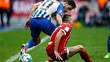 Bayern's Ribery suffers ligament damage