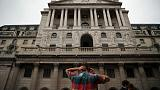 Bank of England sees Brexit risks to EU bank lending in UK and clearing